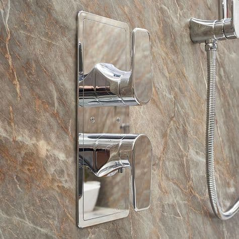 5451 Perrin & Rowe Hoxton Concealed Thermostatic Shower Valve